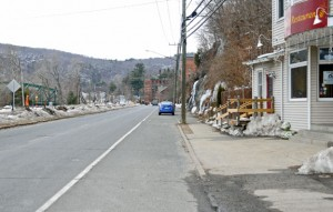 The Economic Development Commission is exploring the idea of angled parking spots along the northbound lane of Main Street between Bethany Road and Burton Road in Beacon Falls. –LUKE MARSHALL