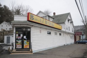 The Beacon Falls Market on South Main Street abruptly closed earlier this year to the surprise of town officials. –LUKE MARSHALL