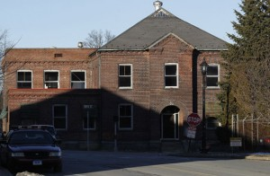 The borough has gained approval from the state's Office of Historic Preservation to demolish Building 25, the former hub of the rubber industry on Maple Street. – RA ARCHIVE