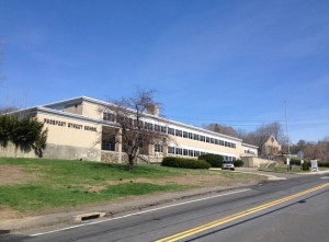Naugatuck officials say they are in discussions with someone who may be interested in purchasing the Prospect Street School building. The building is currently vacant. –RA ARCHIVE