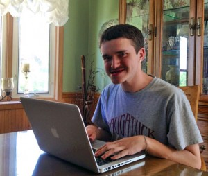 Ryan Trochsler of Naugatuck has cystic fibrosis. A golf tournament fundraiser to offset medical expenses will be held Sunday. –RA ARCHIVE