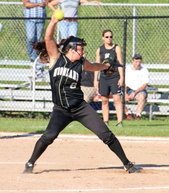 Woodland beat Northwest Catholic High School, 7-4, during the first round of the Class M tournament in Beacon Falls. The Hawks fell in the second round June 3 to Suffield. –LUKE MARSHALL