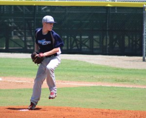 Naugatuck resident Fran Phelan was drafted by the Seymour Mudcats to play in the 2014 U14 Sandy Koufax World Series this month in Bartlesville, Okla. The Mudcats won the championship. –CONTRIBUTED