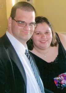 Nicholas Zappone and Nicole Kasseris. -CONTRIBUTED