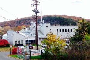 Naugatuck's wastewater treatment plant. –RA ARCHIVE