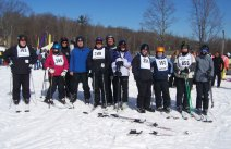 Naugatuck Special Olympics competed in the Special Olympics Winter Games Feb. 27 and Feb. 28. Skiers competed at Powder Ridge in Middlefield. Snowshoers, who brought home silver and bronze medals, competed at Eversource in Windsor. –CONTRIBUTED
