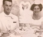 Gary and Raylene Deitz, of Naugatuck, celebrated their 50th wedding anniversary on Aug. 6, 2016. They are pictured on their wedding day. –CONTRIBUTED