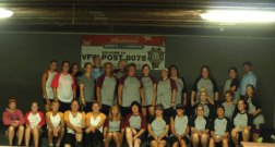 The Prospect Women's Softball League recently finished its 23rd season. The league consisted of five teams this season with women ranging in age from 18 to 60. Team Orange won the league. –CONTRIBUTED