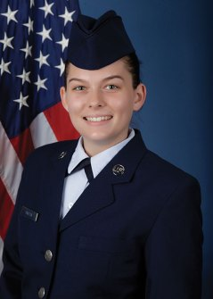 U.S. Air Force Reserve Airman 1st Class Jordyn Sigetti recently graduated from basic military training at Joint Base San Antonio-Lackland, San Antonio, Texas. Sigetti completed an eight-week program that included training in military discipline and studies, Air Force core values, physical fitness, and basic warfare principles and skills. Sigetti is a 2013 graduate of Naugatuck High School and the daughter of Dennis Sigetti of Naugatuck and Rebecca Sigetti of Shelton. –CONTRIBUTED