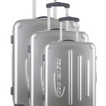 Travel One Set, 3-teilig Trolley silver 149€ statt 699€