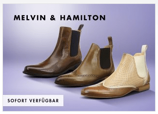 Melvin & Hamilton Sale bei Amazon BuyVIP