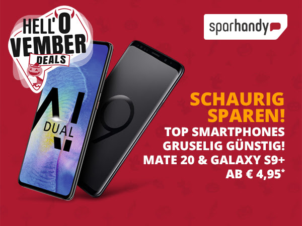 Sparhandy Deals nim November 2018