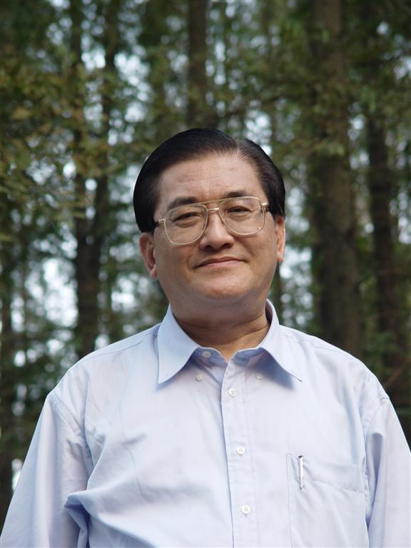 李前南(2007年摄于中国上海华东师范大学校园)