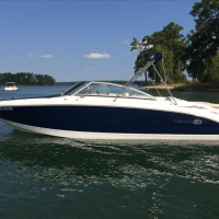 2010 Cobalt 232 For Sale in Alabama