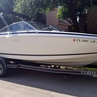2008 Cobalt 222 For Sale in Texas