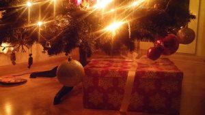 prezent choinka święta