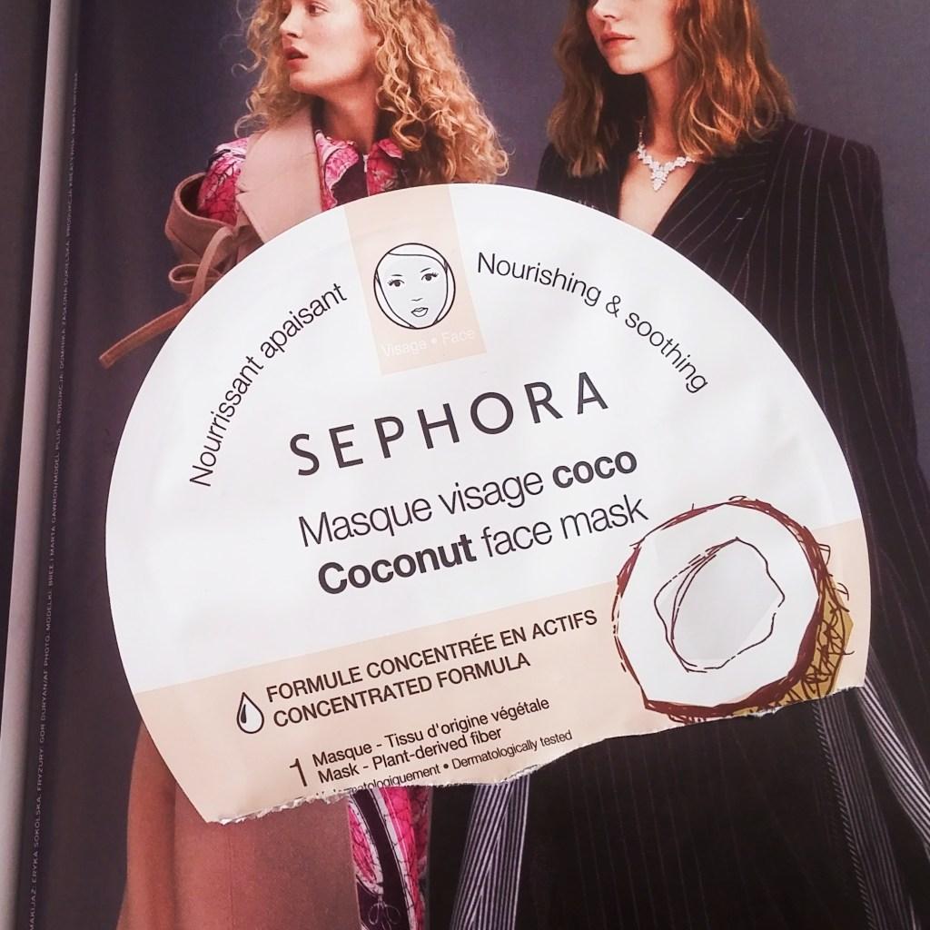 Sephora maseczka