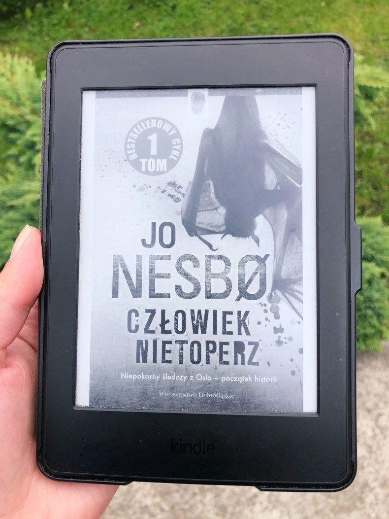 Człowiek nietoperz Jo Nesbø