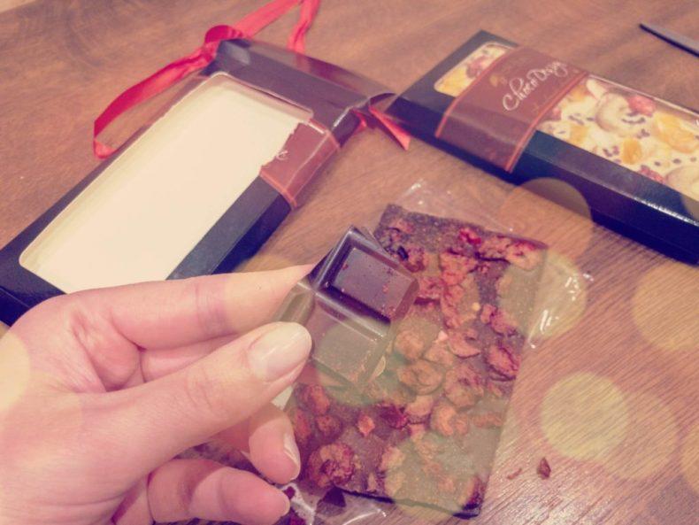 Skomponuj własna czekolade