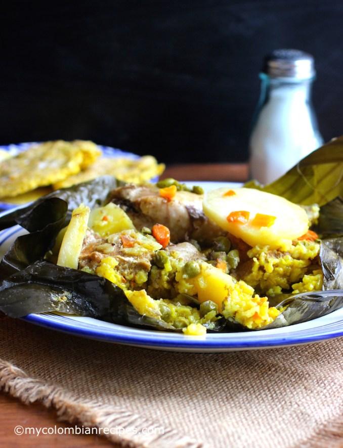 Pasteles de Arroz (Rice Tamales) | My Colombian Recipes