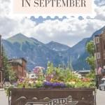 Best RoadTrips In September