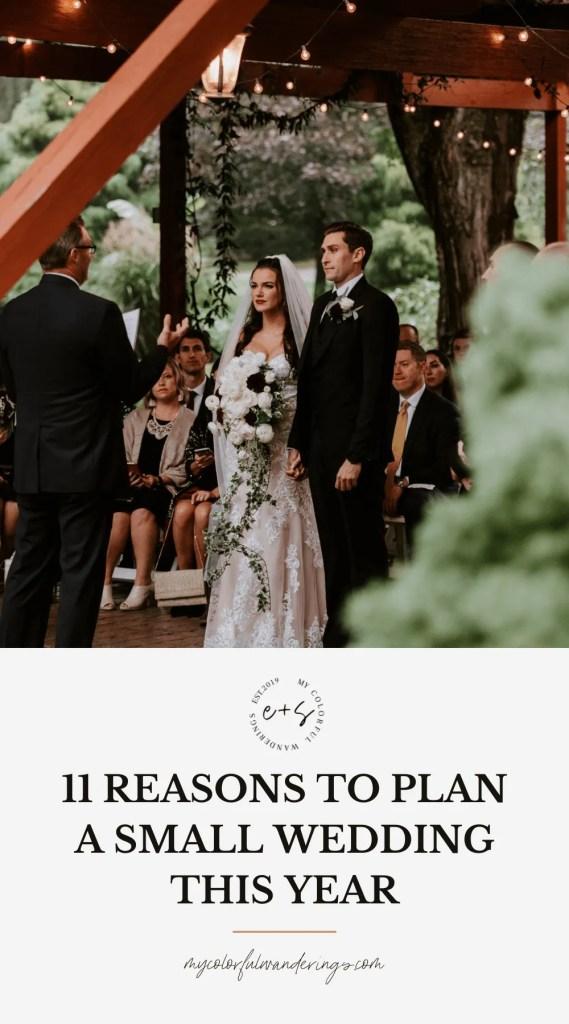 PLANNING SMALL WEDDING'S