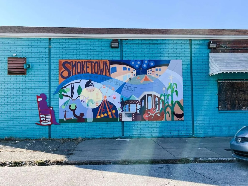 Louisville, Kentucky Murals and graffiti
