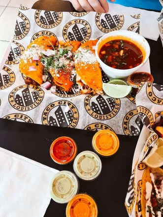 Where to find birria tacos in Louisville , kentucky