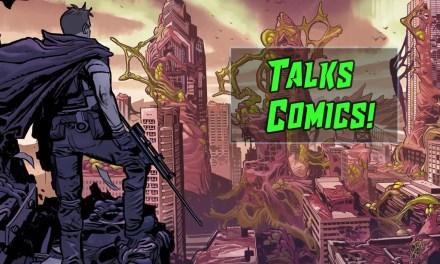 Oblivion Song – Gideon Falls – Power Rangers Shattered Grid | Talks Comics! #8