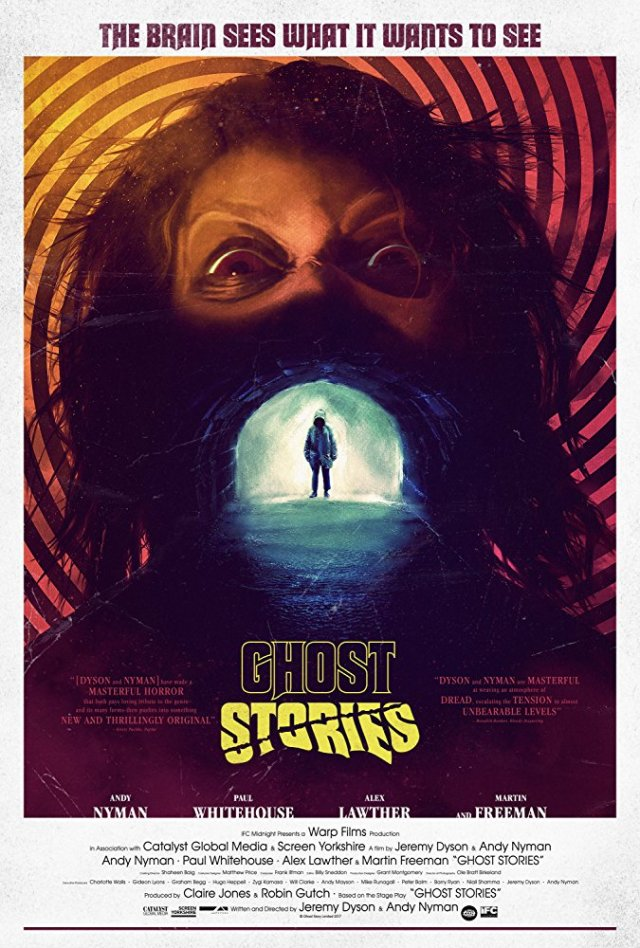 Ghost Stories Movie 2018