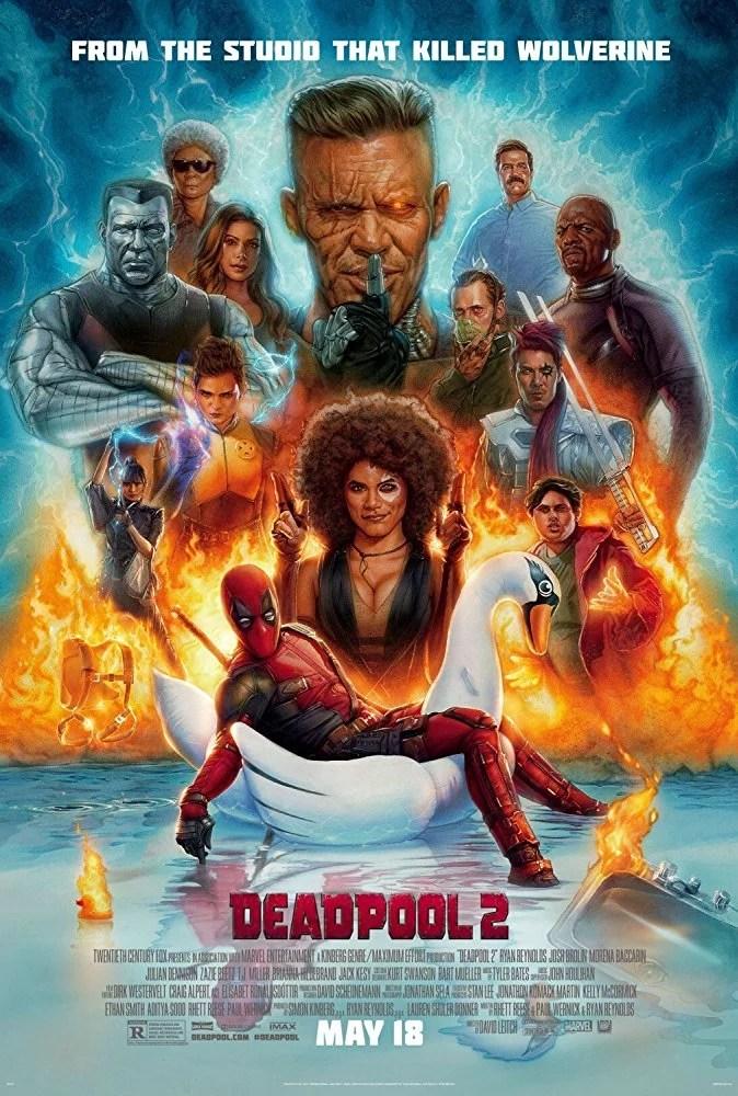 Deadpool 2 Movie 2018