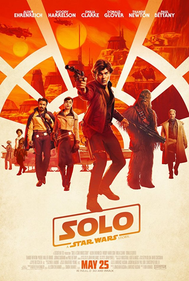 Solo A Star Wars Story Movie 2018