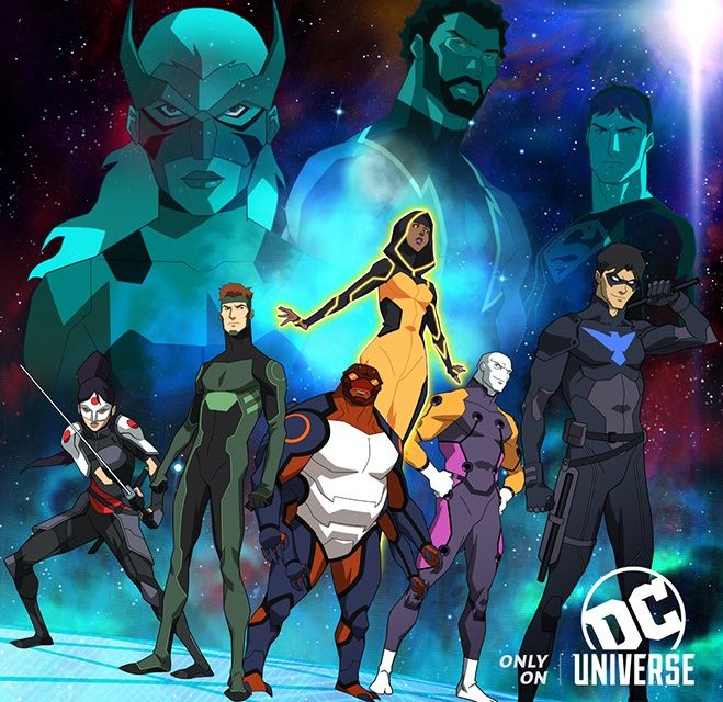 DC Universe – New DC Streaming Service