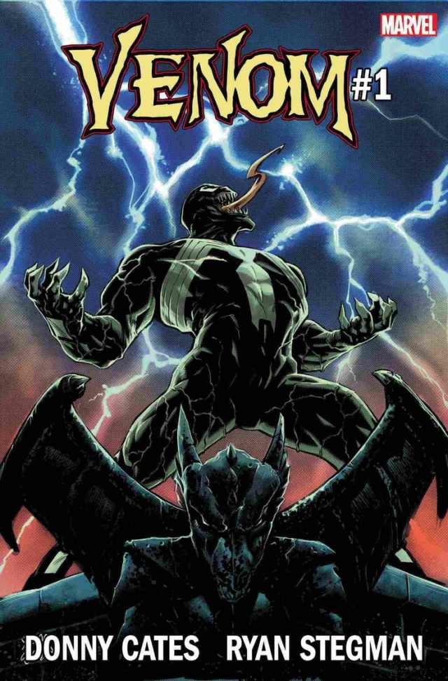 Marvel Fresh Start Venom