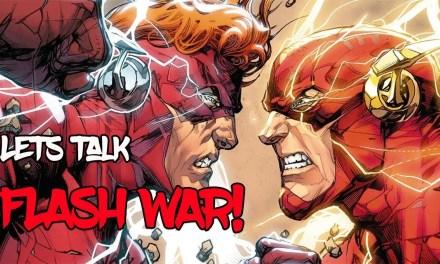 Flash War DC Rebirth | Talks Comics! #10