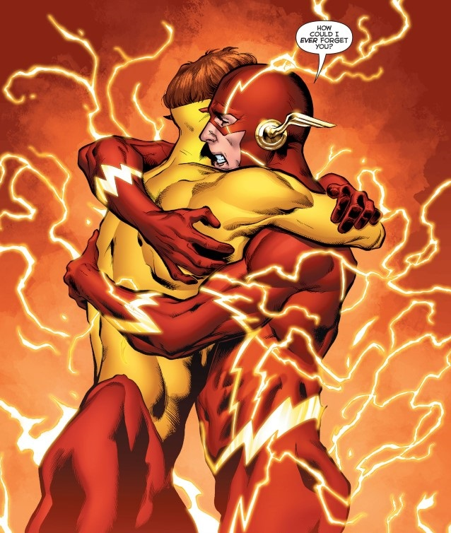 flash war dc rebirth comics
