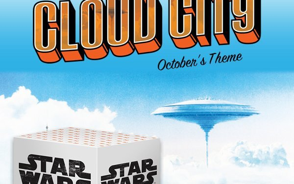 Star Wars Smuggler's Bounty | Cloud City Unboxing