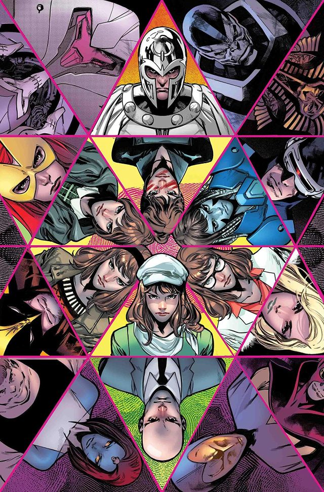 x-men marvel jonathan hickman house of x powers of x