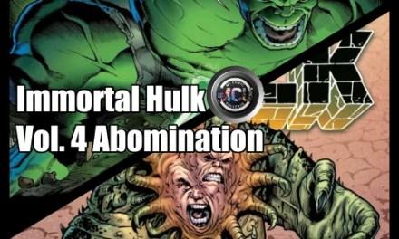 The Immortal Hulk – Abomination | Talks Comics!
