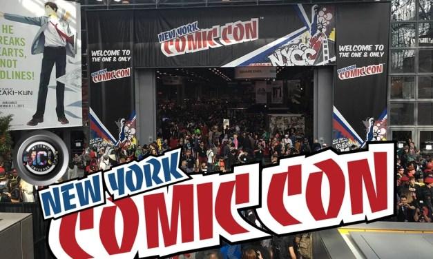New York Comic Con 2019 | Panels & Screenings