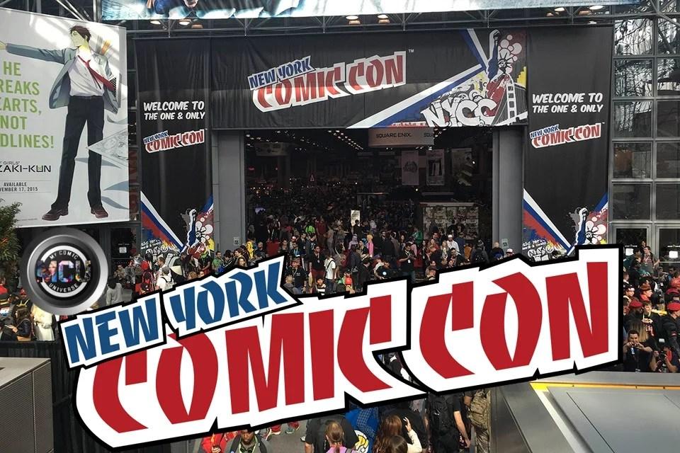New York Comic Con 2019   Panels & Screenings