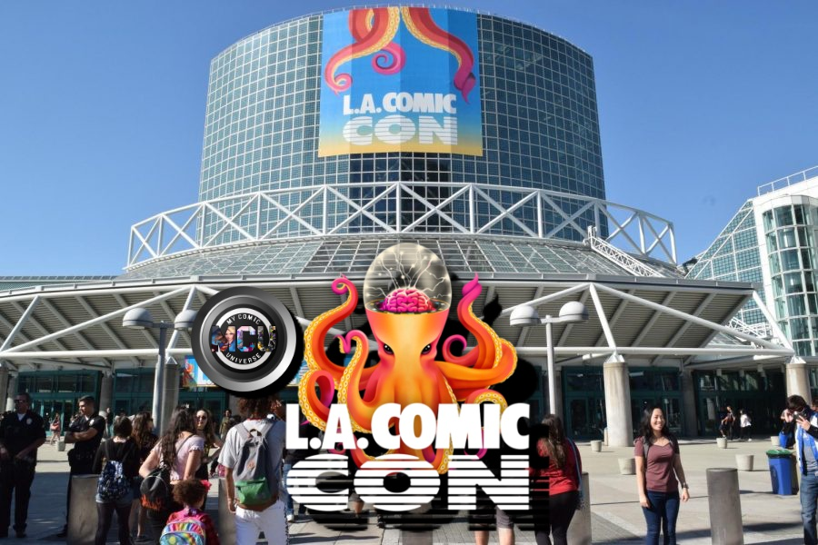 Los Angeles Comic Con 2019 Panels