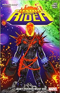 cosmic ghost rider donny cates silver surfer black review comic review