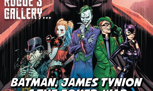 Batman, James Tynion and the Joker War | DC Comics