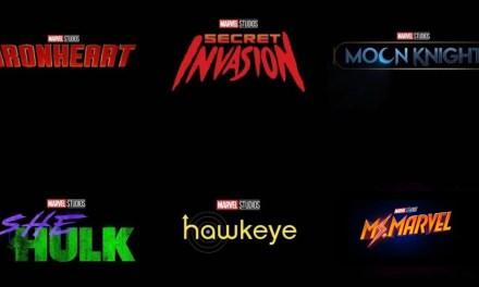 Marvel Studios & Disney+ Announcement | Marvel Cinematic Universe