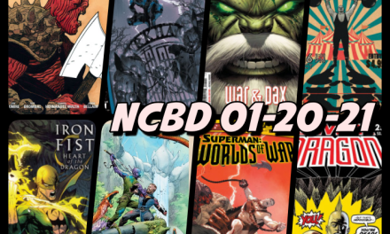 New Comic Book Recommendations | January 20, 2021