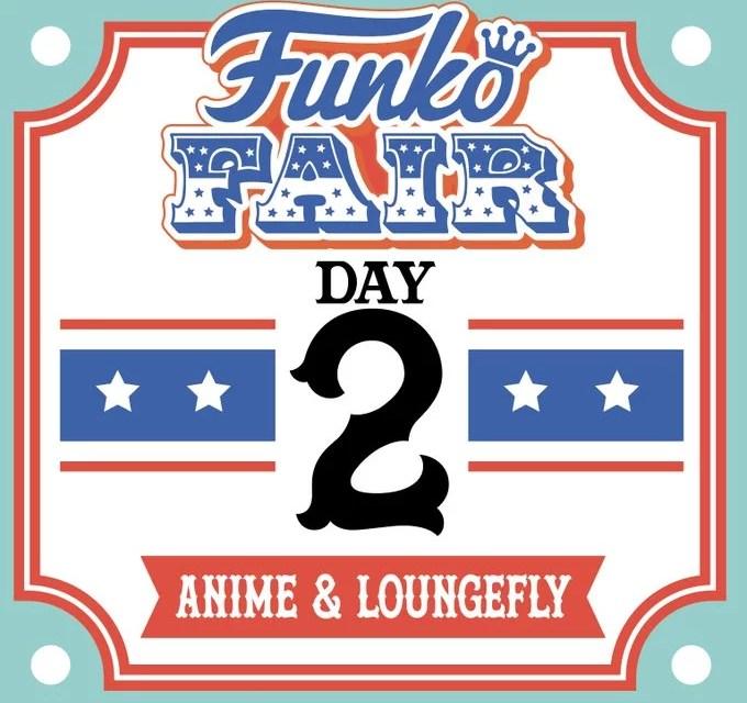 Funko Fair Day 2