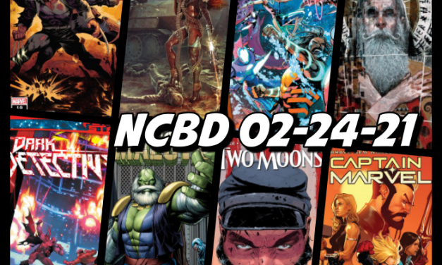 New Comic Book Recommendations | February 24, 2021