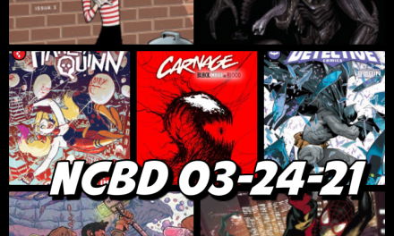 New Comic Book Recommendations | March 24, 2021