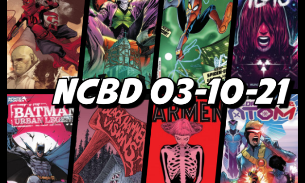 New Comic Book Recommendations | March 10, 2021